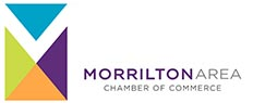 Logo for Morrilton Area Chamber of Commerce